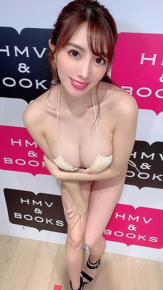 森咲智美 エロすぎるGカップグラドル画像100枚のa020枚目