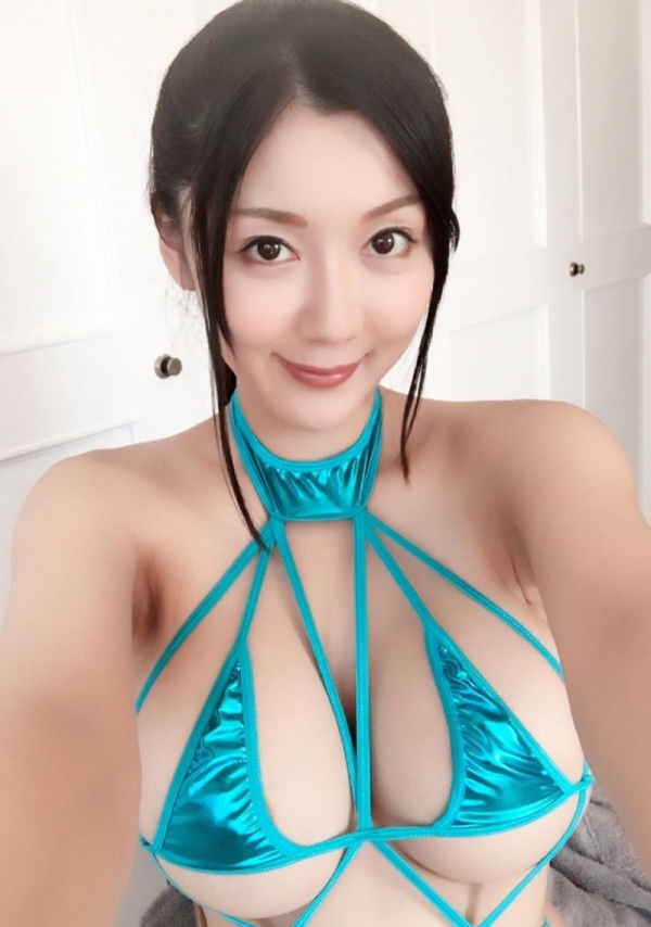 仲間あずみ マンコ図鑑 Mカップ爆乳美女エロ画像32枚のa03枚目