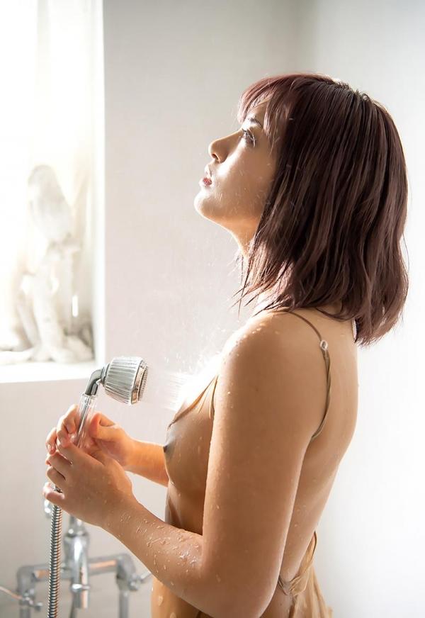 根尾あかり 超敏感Fカップ巨乳の美少女エロ画像130枚のb109枚目