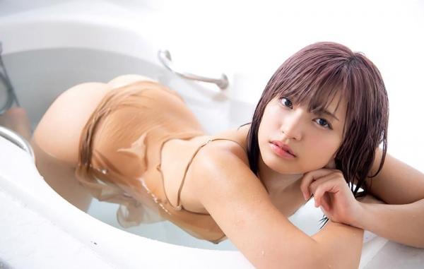 根尾あかり 超敏感Fカップ巨乳の美少女エロ画像130枚のb116枚目