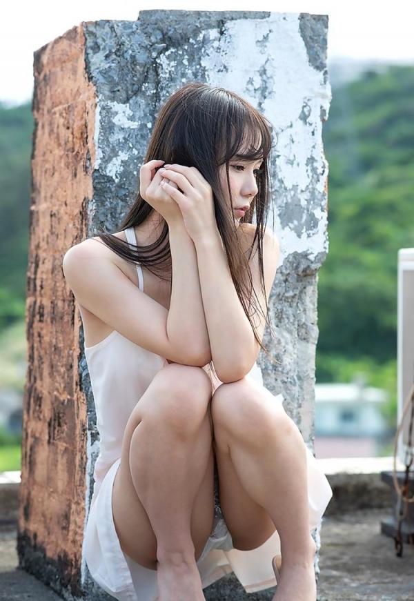 坂道みる 魅惑のクビレ美巨乳ボディヌード画像120枚の038枚目