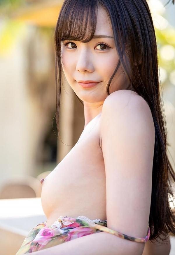坂道みる 魅惑のクビレ美巨乳ボディヌード画像120枚の107枚目