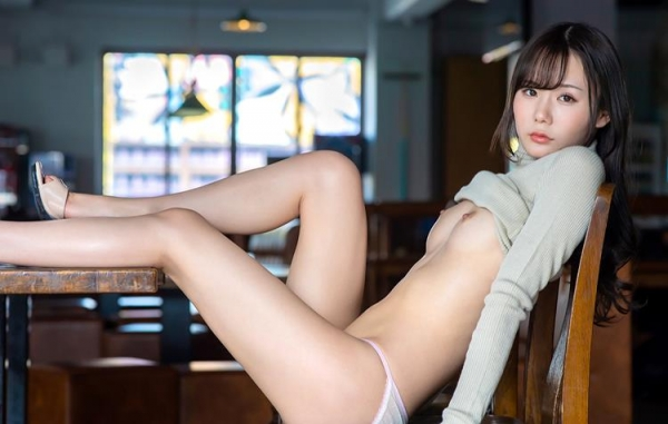 坂道みる 魅惑のクビレ美巨乳ボディヌード画像120枚の120枚目