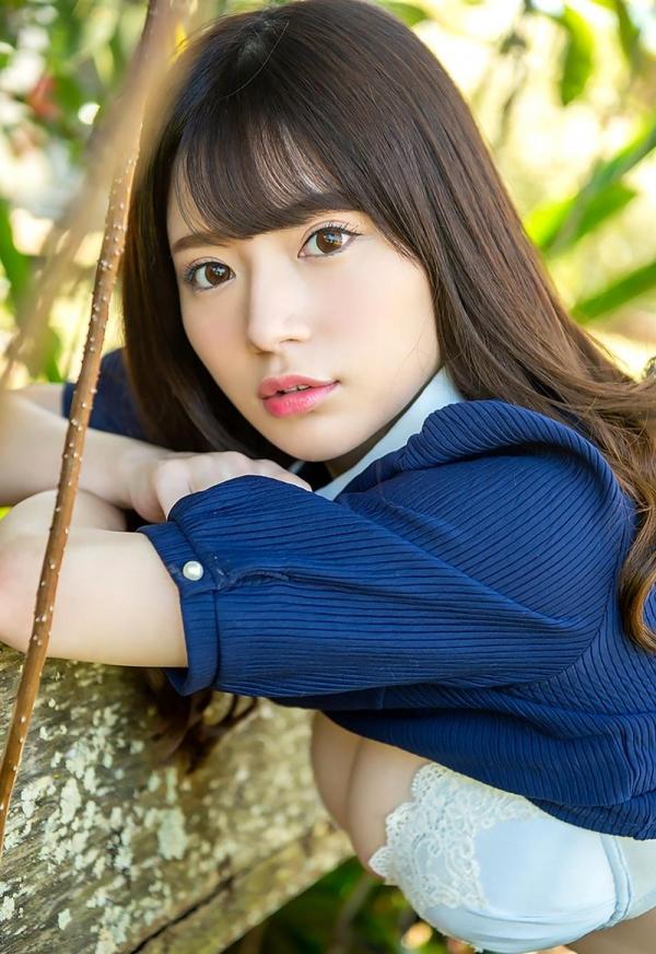 桜羽のどか Gカップ美爆乳の美少女ヌード画像120枚の018枚目