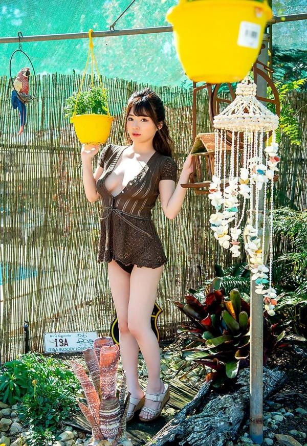 桜羽のどか Gカップ美爆乳の美少女ヌード画像120枚の077枚目