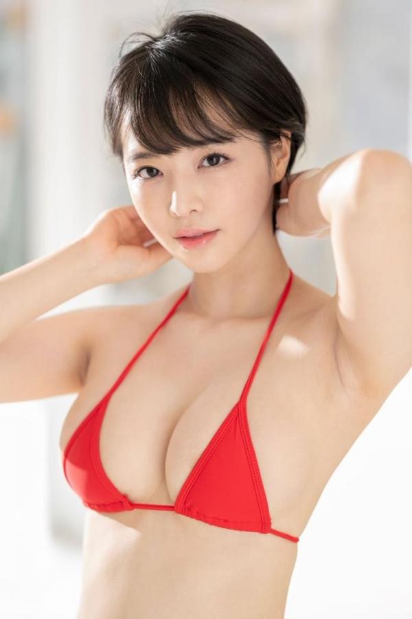 三宮つばき ミステリアスなスレンダー巨乳美少女画像44枚のa019枚目