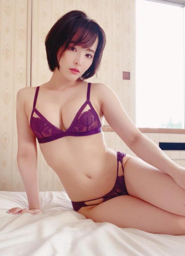 三宮つばき ミステリアスなスレンダー巨乳美少女画像44枚のa022枚目
