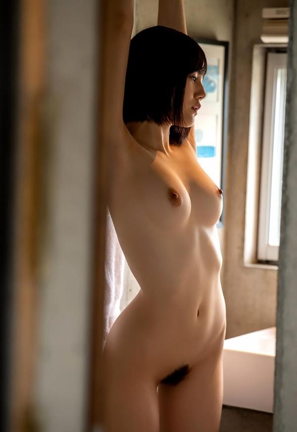 涼森れむ スレンダー美巨乳美女ヌード画像142枚のb023枚目