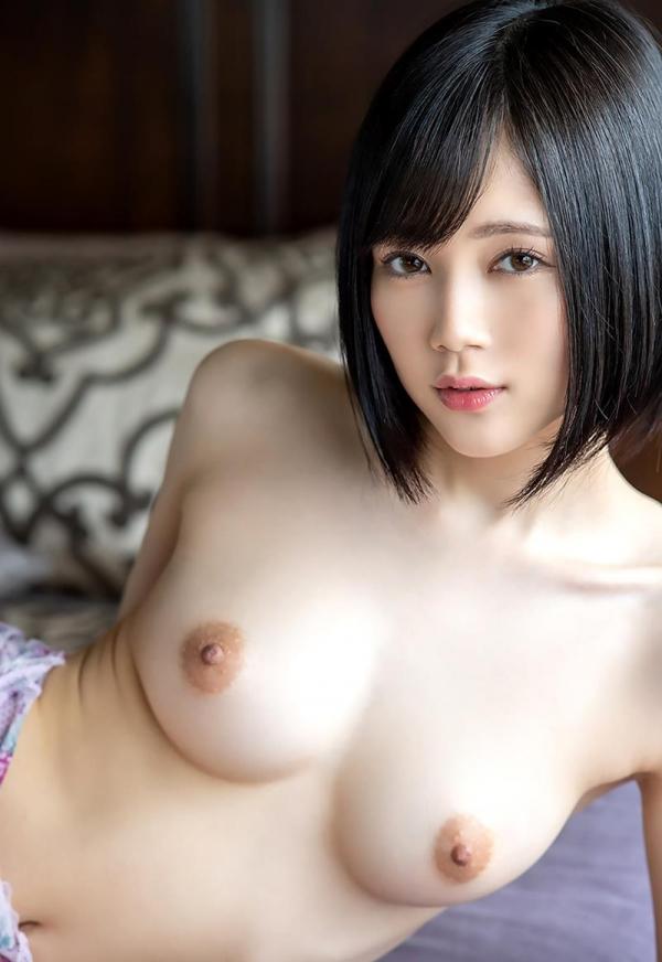 涼森れむ スレンダー美巨乳美女ヌード画像142枚のb036枚目