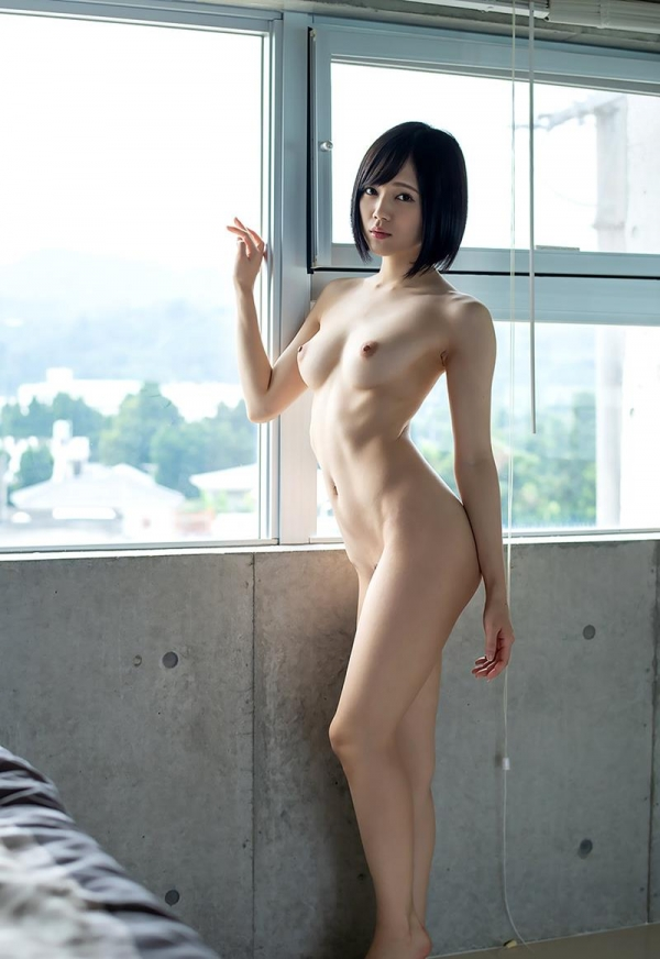 涼森れむ スレンダー美巨乳美女ヌード画像142枚のb043枚目