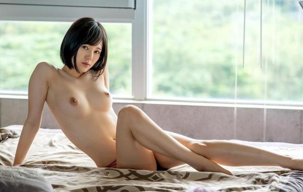 涼森れむ スレンダー美巨乳美女ヌード画像142枚のb047枚目