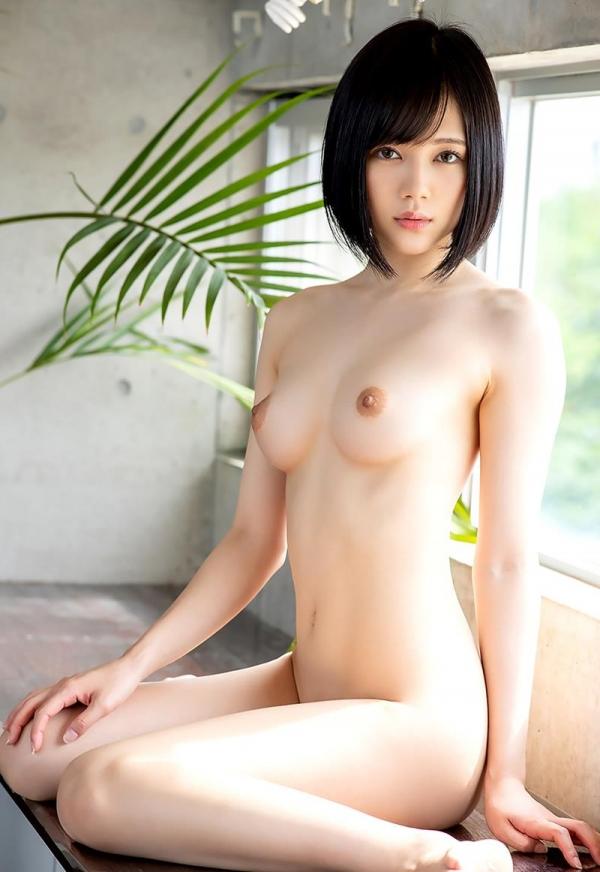 涼森れむ スレンダー美巨乳美女ヌード画像142枚のb066枚目
