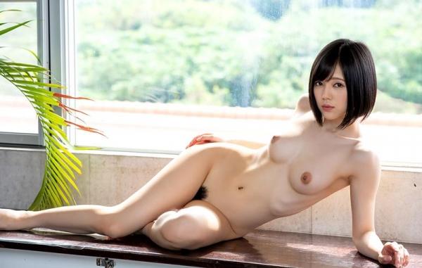 涼森れむ スレンダー美巨乳美女ヌード画像142枚のb067枚目