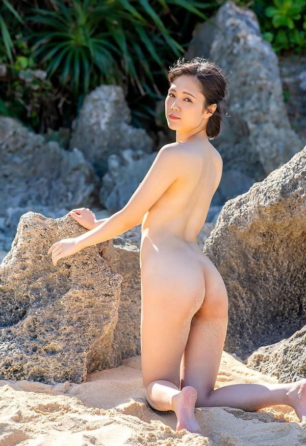 涼森れむ スレンダー美巨乳美女ヌード画像142枚のb083枚目