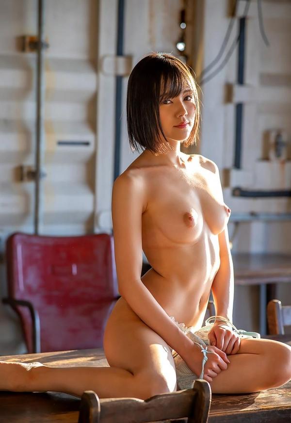 涼森れむ スレンダー美巨乳美女ヌード画像142枚のb093枚目