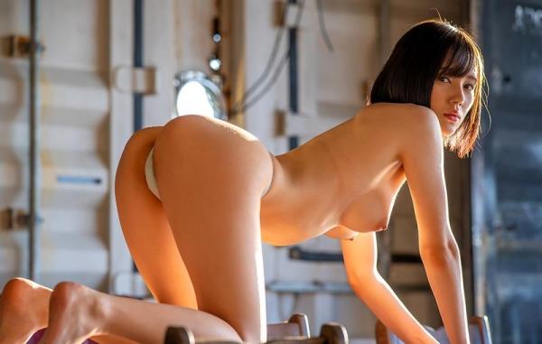 涼森れむ スレンダー美巨乳美女ヌード画像142枚のb094枚目