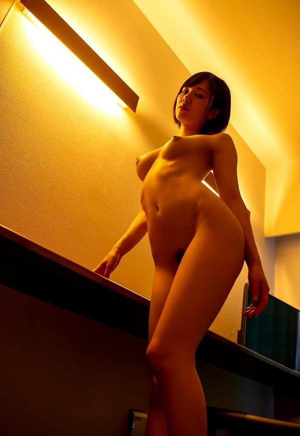 涼森れむ スレンダー美巨乳美女ヌード画像142枚のb102枚目