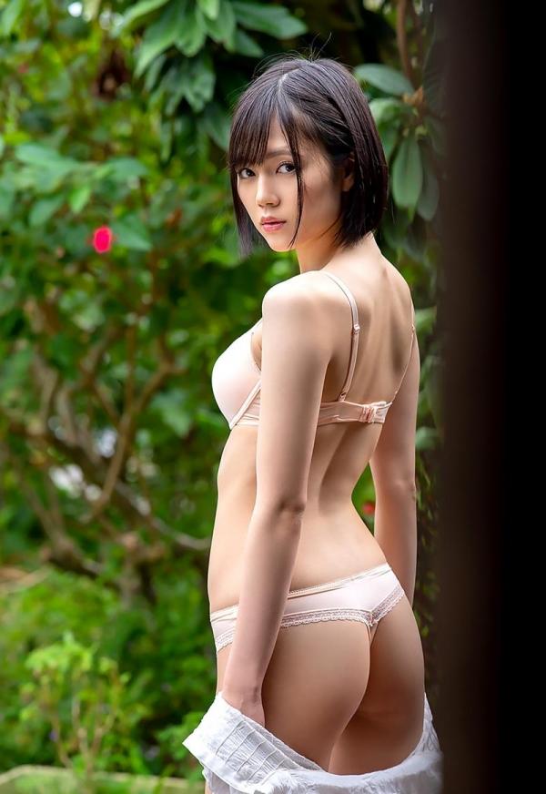 涼森れむ スレンダー美巨乳美女ヌード画像142枚のb106枚目