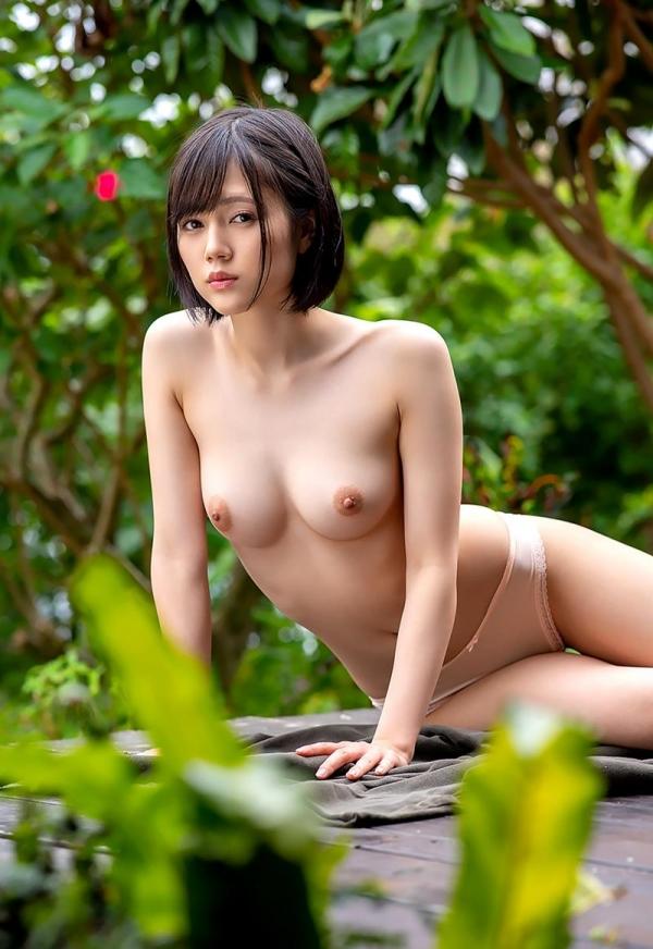 涼森れむ スレンダー美巨乳美女ヌード画像142枚のb107枚目