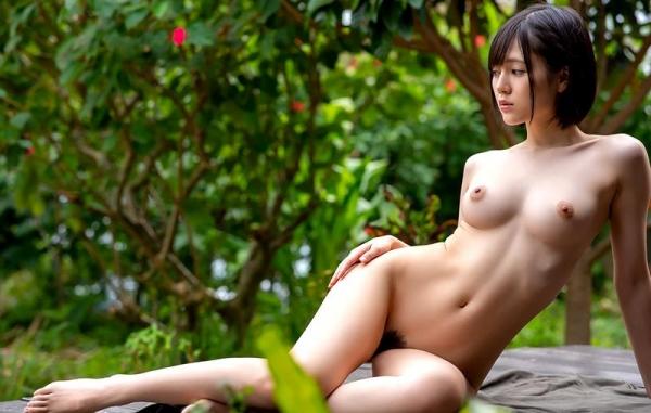 涼森れむ スレンダー美巨乳美女ヌード画像142枚のb108枚目