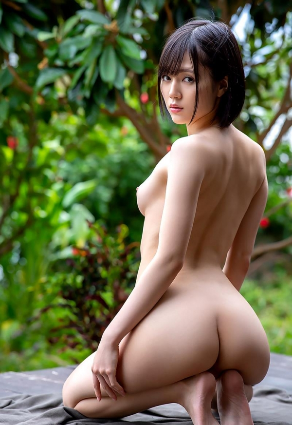 涼森れむ スレンダー美巨乳美女ヌード画像142枚のb110枚目