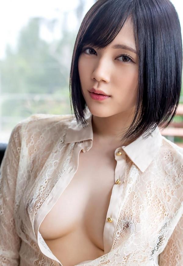 涼森れむ スレンダー美巨乳美女ヌード画像142枚のb112枚目