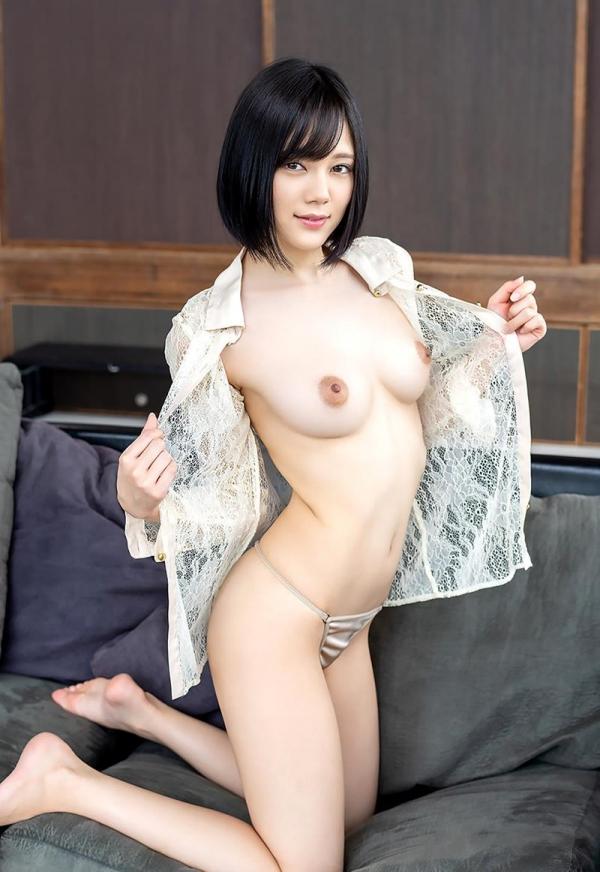 涼森れむ スレンダー美巨乳美女ヌード画像142枚のb116枚目