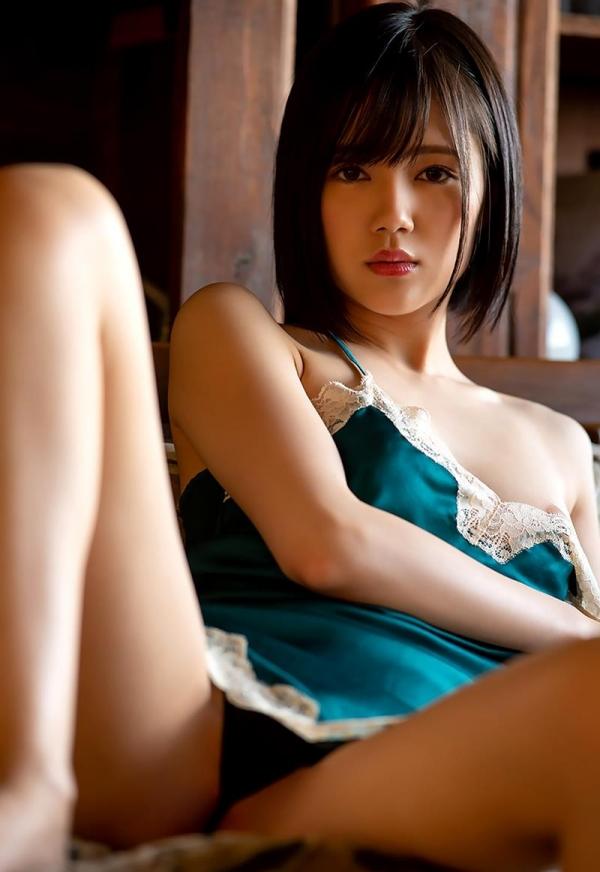 涼森れむ スレンダー美巨乳美女ヌード画像142枚のb123枚目