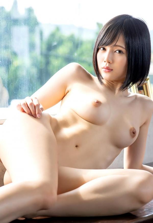 涼森れむ スレンダー美巨乳美女ヌード画像142枚のb131枚目