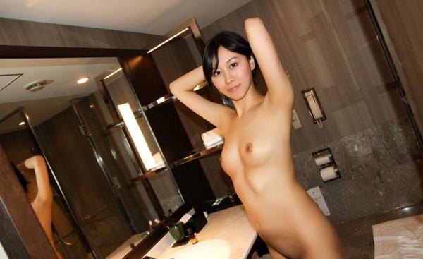 植村恵名 全身性感帯スレンダー美女のセックス画像90枚のa84枚目