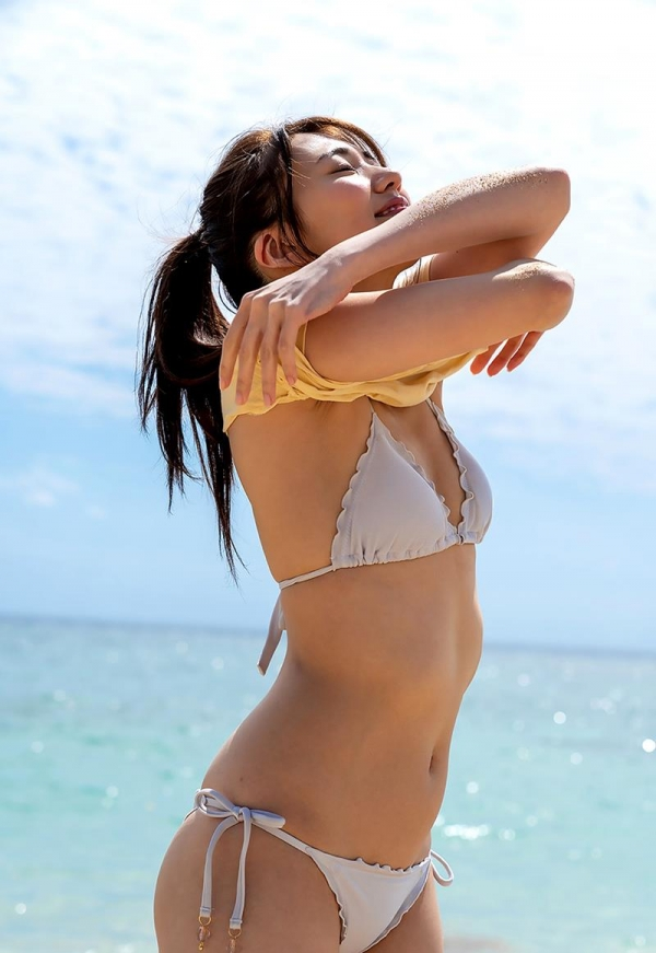 山岸逢花 美尻なスレンダー美女ヌード画像138枚のb015枚目