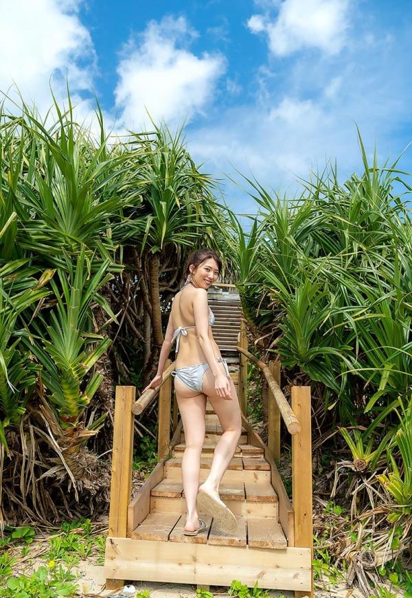 山岸逢花 美尻なスレンダー美女ヌード画像138枚のb020枚目