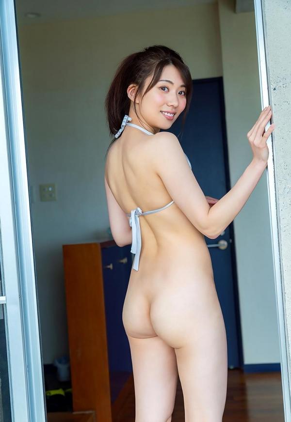 山岸逢花 美尻なスレンダー美女ヌード画像138枚のb033枚目