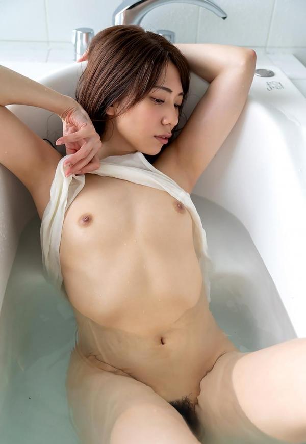 山岸逢花 美尻なスレンダー美女ヌード画像138枚のb058枚目