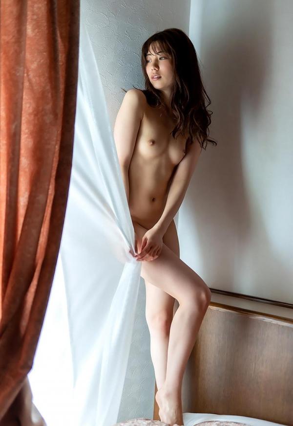 山岸逢花 美尻なスレンダー美女ヌード画像138枚のb102枚目
