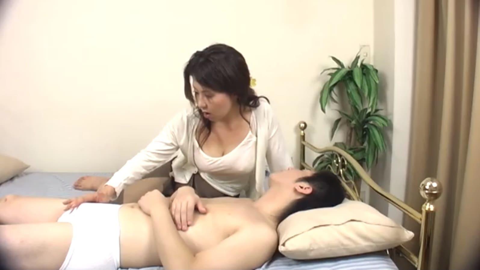 菊川麻里お母さん