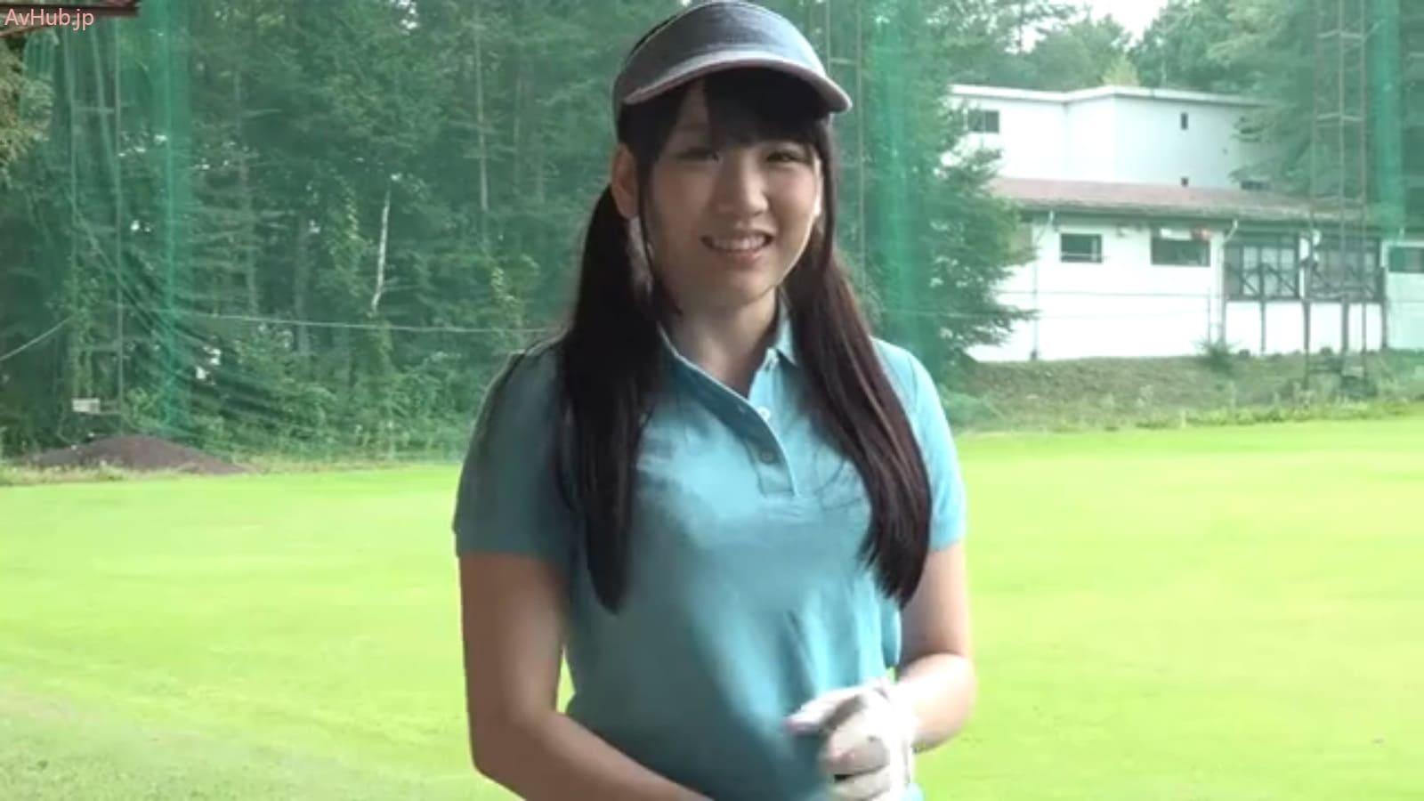 ゴルフ練習場のアイドル七菜原ココ
