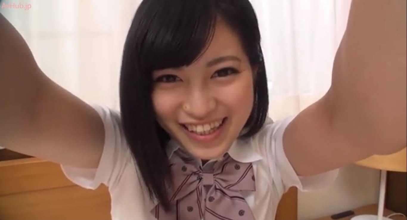 小島瑠璃子そっくりAV女優