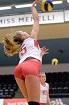 欧米の女子バレーボール選手