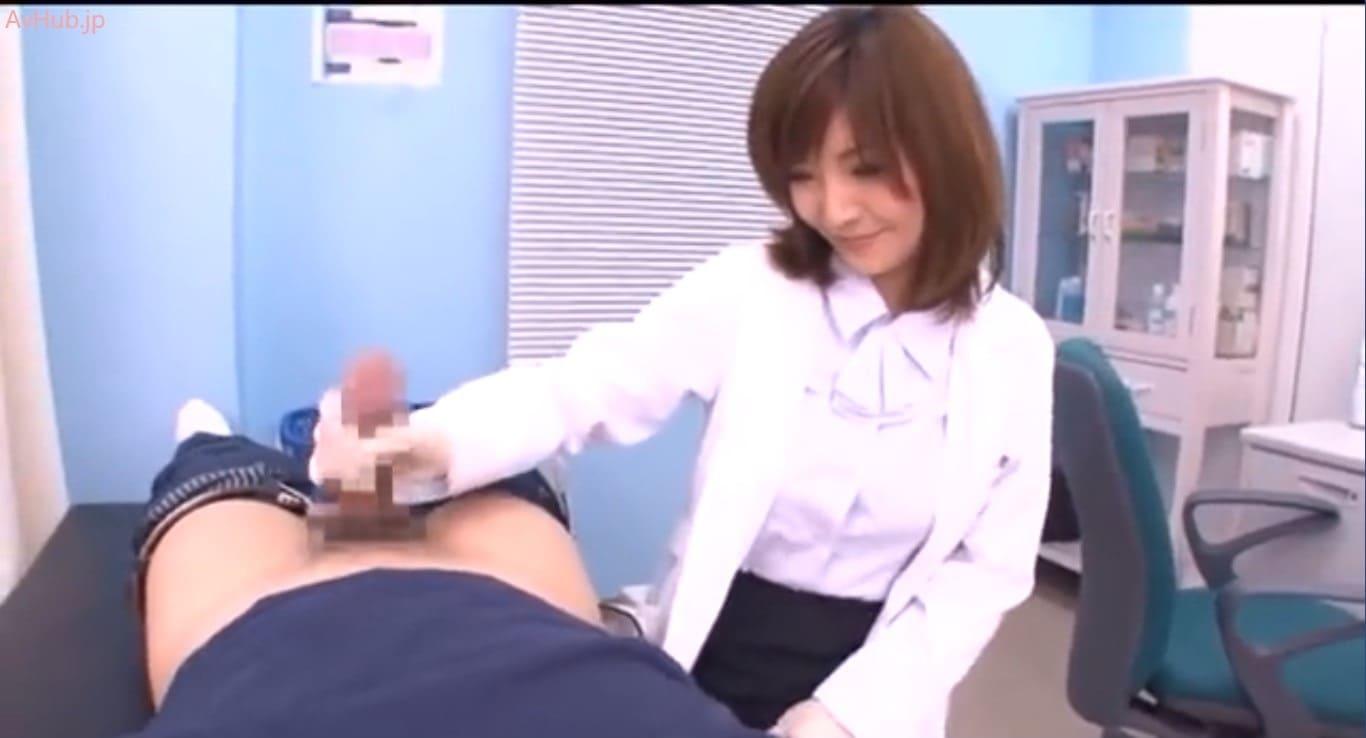 性病患者のオチンチンを触診