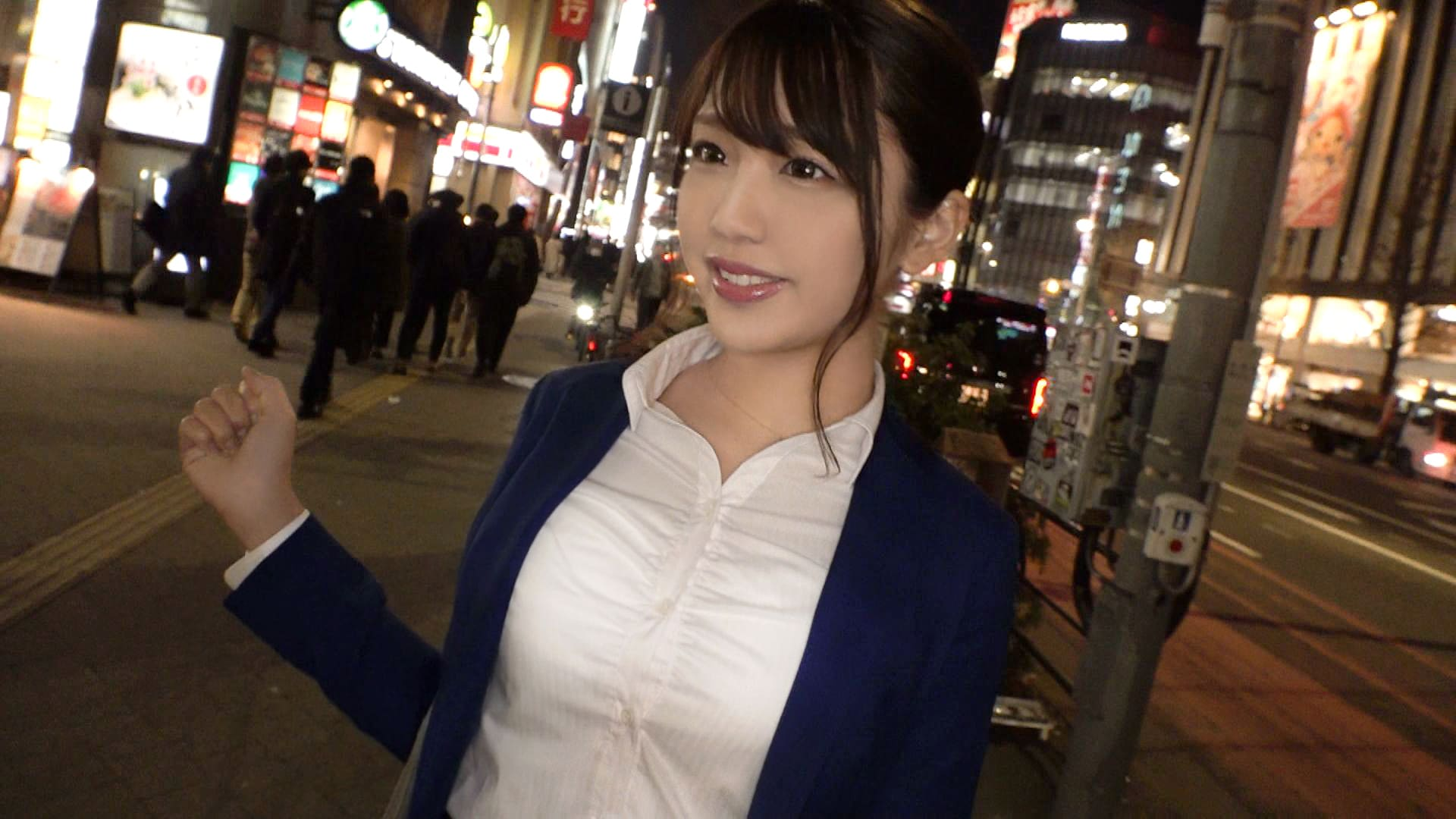 新宿駅周辺で声かけ