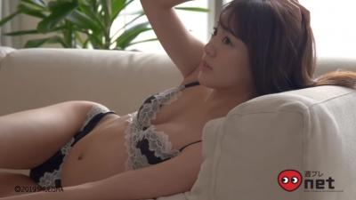 志田友美ランジェリー