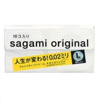 【サガミオリジナル002 Lサイズ 10個入】の詳細を見る