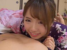 【無修正】神田るな 垂れ目のキュートな神美少女の愛液まみれなマンコに生挿入