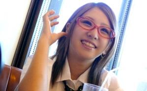 【無修正】天宮まりる 眼鏡の似合う制服女子のとろとろマンコを犯しまくる