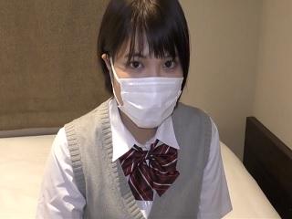 【無修正】18歳のシロウト美少女に種付けしまくる円光ハメ撮り