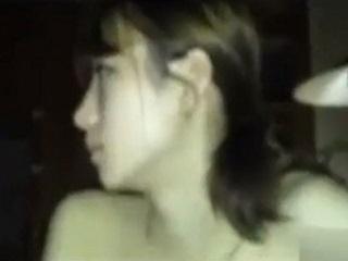 【無修正】19歳のめちゃかわ女子大生とのプライベートSEX映像が流出