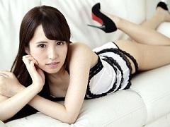 【無修正】神田るな キュートなお尻の美少女に連続で中出しする濃密ファック