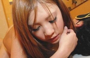 【無修正】西山希 スレンダー美乳な美形ギャルが生中出し初体験!