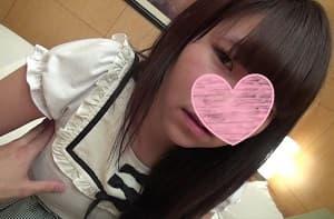 【無修正】経験の少ないウブな素人女子大生(18)をデカマラで生ハメ中出し!